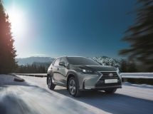Lexus is one of the three leaders of the premium segment in the Russian market in January