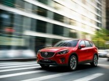 Mazda CX-5 occupied about 70% of Russian sales of the brand in January