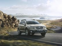 Updated Subaru Outback will be on sale in April