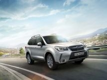 Updated Subaru Forester will appear in Russia in May