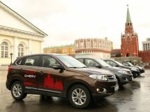 Chery increased its sales in Russia by 37% in March