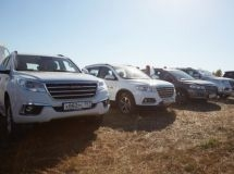 Russian plant Haval will be opened in 2018