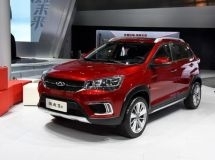 Chery unveiled in Beijing the new cars for the Russian market