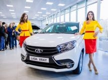 In Veliky Novgorod it was opened a new dealership LADA