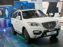Lifan in April increased its sales in Russia by 40%