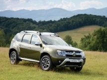In April, Renault Duster has become the leader of SUV market in Moscow