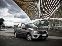 In April LADA Granta has become a market leader in the Urals