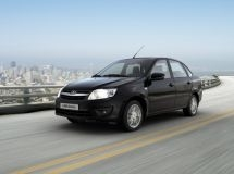 LADA Granta in May has kept the leadership among the models in Russia