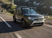 Renault Duster in May kept the leadership in the Russian market in the SUV segment