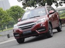 In September, it will begin sales of the new Lifan X60 in the Russian market