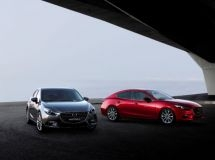 It became known configurations of the new Mazda3 for Russia