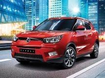 The car assembly of SsangYong returns to Russia