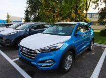 Avtotor started the Hyundai Tucson crossover production