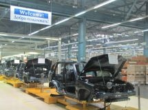 GM-AUTOVAZ stopped the assembly line due to the components deficiency