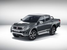 New pickup Fiat Fullback is launched in the Russian market