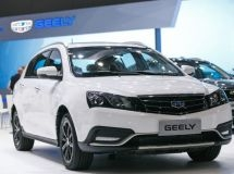 In December an executive Geely Emgrand GT sedan will be launched in Russia
