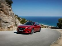 In Russia it will start sales of the new Mazda6