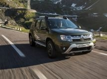 Renault Duster remains the leader of the capital market of SUVs