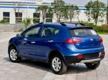 Lifan began sales of cars of the Russian car assembly in Turkmenistan