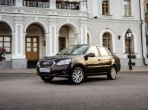 Datsun in the third quarter came in the top-20 of the Russian car market