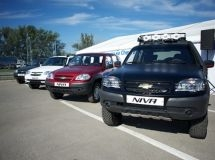 Every fifth Chevrolet Niva is bought for corporate parcs