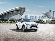 Lexus for 9 months increased sales in Russia by 14%