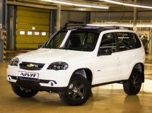 GM-AVTOVAZ has launched a new special model Chevrolet Niva