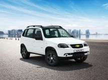 Chevrolet Niva Special Edition is available for order at dealers