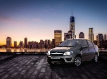 LADA Granta in November has become the best-selling model in Russia