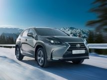 Lexus NX – is the leader of the premium segment in the Moscow market