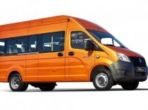 GAZ Group started sales of the Gazel Next minibuses