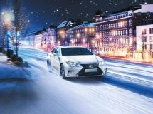 Lexus announced special offers in January 2017