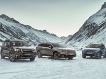 Subaru exceeded the sales plan in Russia and Belarus in 2016