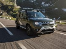 Renault Duster kept the leadership in the SUV segment in 2016