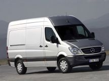 Mercedes-Benz in 2016 sold about 6.5 thousand light-duty trucks in Russia