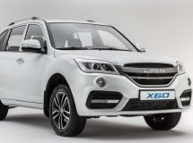 Lifan X60 kept the title of leader of sales among Chinese cars in Russia