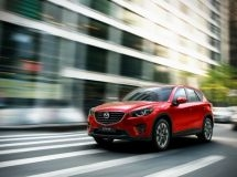 Mazda CX-5 entered the top-10 best-selling SUV in Russia in January