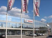 Dealers of Toyota and Lexus for a year have sold in total in Russia 40 thousand used cars
