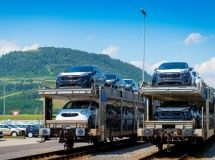 Import of cars grew by 2% in January