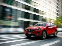 Mazda increased sales by 15% in Russia in February