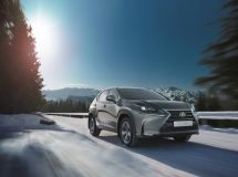 Lexus increased sales in Russia by 24% in February