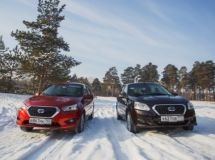 Datsun entered the TOP-15 leaders of the Russian car market in February