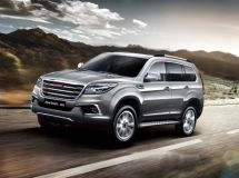 Haval H9 will receive a diesel version in Russia