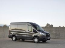 Ford Transit got the access to the center of Moscow