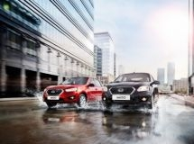 Datsun in April increased sales by 22% in Russia