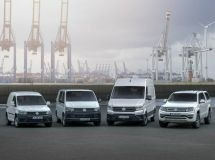 Volkswagen is the leader by import of LCV to Russia