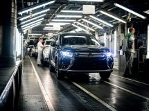 Localization of Mitsubishi production reached 33% in Russia