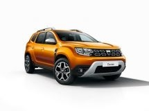 The design of crossover Duster of new generation became famous
