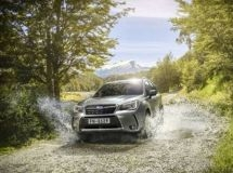 Subaru Forester received new options