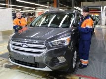 Yelabuga plant Ford Sollers will introduce the second shift in December